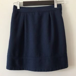 "Lands end skirt, 16""long"